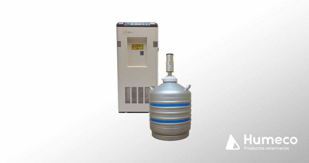 estacion de llenado automatico del generador de nitrogeno liquido