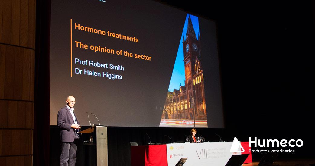 ventajas e inconvenientes terapias hormonales vacuno