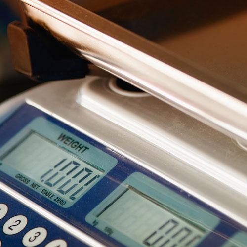 Básculas & medición